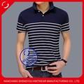 De alta calidad camiseta polo, nuevo diseño de la camisa de polo, el hombre de polo