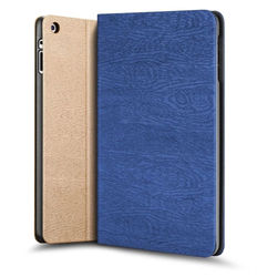 Salable and Creative PU smart cover leather case for Ipad