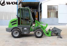 Mini fattoria trattore, ventilatore di neve per trattori, piccoli trattori uso agricolo