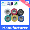 China wholesales pvc black tape With coating rubber pressure sensitive for UL