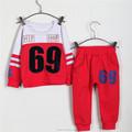Calidad superior de China proveedor del diseño coreano niños ropa 2015 última alta calidad bajo precio del muchacho del niño