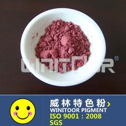 Ceramic pigment, enamel pigment, glazed pigment