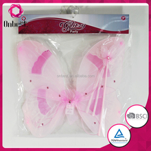 2016manufacturers hot sale pure and fresh fairy wings for carnival party