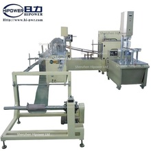 Automatic PVC Cylinder Forming Machine, PET Cylinder Making Equipment,PVC Round Tube Box Production Line