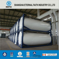 2015 40FT T75 Tank Container for LOX LIN LAr LCO2 LNG LC2H4 Made in China