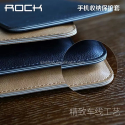 DIHAO Rock Leather Mobile Phone Case With Strap hole For iPhone 6 (4.7'')6 plus(5.5''), instock