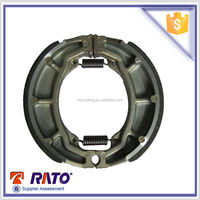 2015 top brand FXD125-AAA motorcycle in chongqing excellent and good price brake shoes.