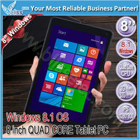 Sincere tablet manufacture sell smart 8 inch windows super dx tablet