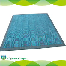 Carpet of woolen flooring wall to wall carpet