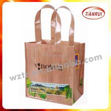 non woven wine gift bag