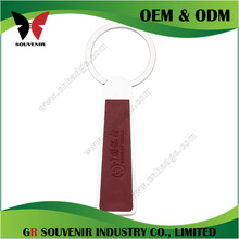 China factory london red bus rubber keychain