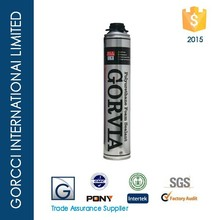 Gorvia Item-O 750ml Gun type Fill and seal expanding foam sealant/foam crack filler