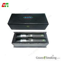 2013 flat design vaporizer hottest seller gs mini sole e-cigarette, e cigarette itaste
