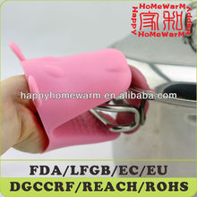 Puppy Heat Protective Silicone Gloves for Baking