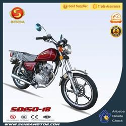 Classical Chopper Model, Powerful and Energy Motocicletas 150cc Cruiser Bike SD150-18