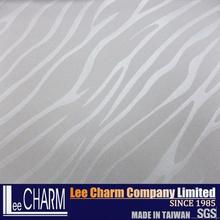 Zebra Pattern Cheap Thick Heavy Twill Blackout Dubai Curtain Fabric