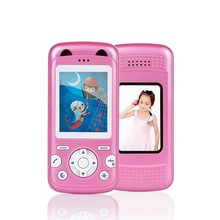 Free shipping Kids cell phone Q9M elderly with SOS for Quad band GSM850 900 1800 1900Mhz