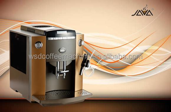 Java Coffee Maker Professional Automatic Espresso Coffee Machine 010a Ce Cb Gs Approval - Buy ...
