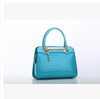 NEW FAUX LEATHER TOTE STYLE LADY BAG FASHIONABLE AND POSH