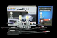 Head lamp for LADA 2170 NEW model Russia 12v high power led car headlight