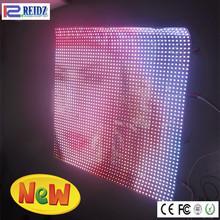 led screen soft flexible led display