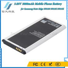 3.85V 3000mAh N9150 N915S N915X Mobile Phone Battery for Samsung Note Edge Battery