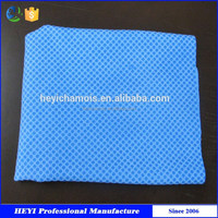 2015 hot sale disposable nonscratch chamois cleaning car washing cloth