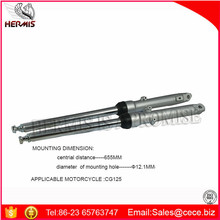 655mm CG125 Motorcycle Front Shock Absorber