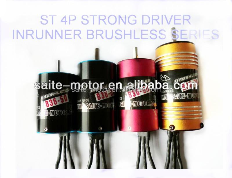 Powerful dc motor 3650 5900kv electric brushless 1 10 car for Most powerful brushless motor