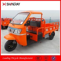 Shineray 250ZH 250cc tricycle / three wheel motorcycle with driving cabin/ cabin tricycle