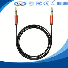 2015 digital cable manufacturer 1 2 transfer usb female to male audio adapter