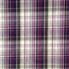 cotton spandex check yarn dye fabrics poplin woven