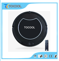Robotic vacuum cleaner TC-450 low noise only dry for home ,school,hotel