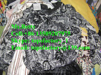Top quality Factory name brand used clothes