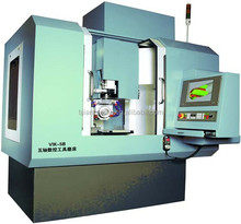 VIK-5B high-precision CNC tool grinder machine with low price and multifunctions