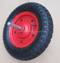 small pneumatic wheel 16x6.50-8