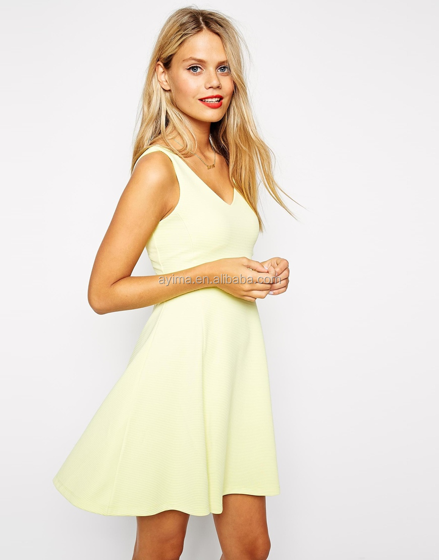 Buy Spaghetti Strap Plain Skater Dress online with cheap prices and discover fashion Skater Dresses at coolmfilehj.cf5/5(1).
