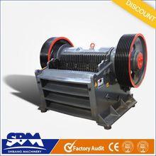 Sbm banco usado pedra trituradores com alta capacidade e baixo preço