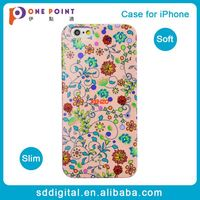Famous Brand fashional patterns cover phone for iphone 6