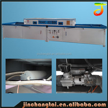 MDF door vacuum laminating press machine