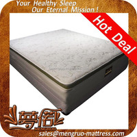 healthy soft pillow top inner spring therapeutic mattress