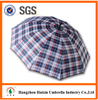Wholesale Cheap windproof Subway Double Canopy Promotional Golf Umbrella Manufacturer China