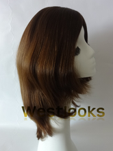 Experienced Highest-Quality Medium Brown Human Hair Jewish Wig Kosher Wig Maker