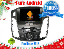 FORD Focus 2012 Android 4.2 car audio DVD navigation system RDS,Telephone book,AUX IN,GPS,WIFI,3G,Built-in wifi dongle