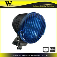 "mini round 25W motorcycle driving light, 4"" mini fog light"