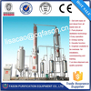 ISO CE certificated high efficiency engine oil refining plant