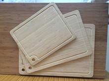 kitchen cutting board Bamboo chopping blocks Bamboo cutting board