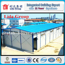 Lida cheap prefabricated construction building for sale in LS - Lesotho