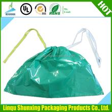 drawstring grabage trash bag scented / christmas garbage bag wholesale