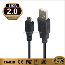 Data transfer & Charging Micro USB Cable for cell phone